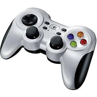 Logitech Gaming F710 Controller Wireless Gamepad PC argento
