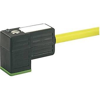Murr Elektronik 7000-94021-6260500 MSUD zwart aantal pinnen: 4