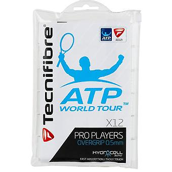 Tecnifibre pro player Overgrip white 12 Pack