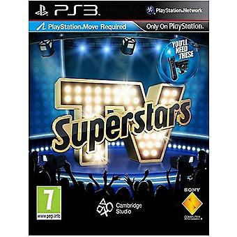 TV Superstars PS3 gra