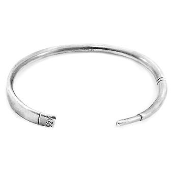 Anchor & Crew Oar Navigation Silver Bangle