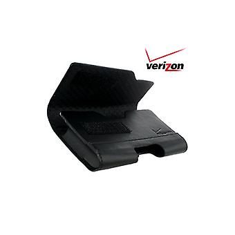 Verizon Horizontal Carrying Pouch for Motorola a855, Droid 2 - Black
