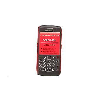 Funda ultrafina para Blackberry 9100 Pearl (rojo)