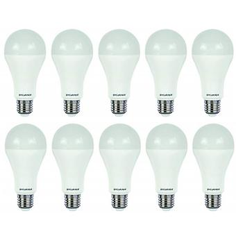 20 x Sylvania ToLEDo A60 E27 V4 6W Daylight LED 500lm [Energy Class A+]