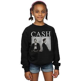Johhny Cash Girls Mug Shots Sweatshirt