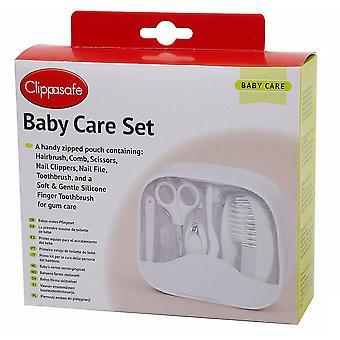 Clippasafe Baby Care Set