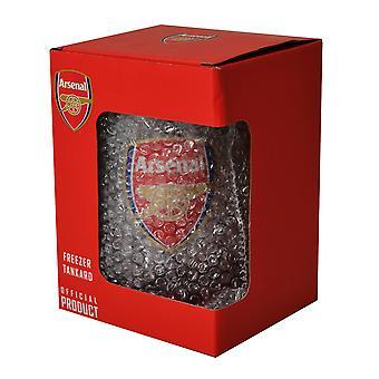 Arsenal caja congelador Tankard