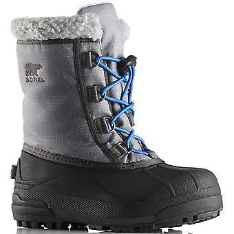Enfant unisexe Sorel Youth Cumberland hiver neige chaude fourrure doublé Bottine