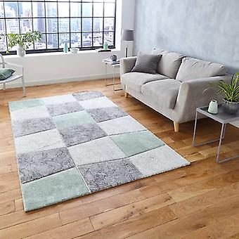 Tapis - Brooklyn - 22192 gris/vert