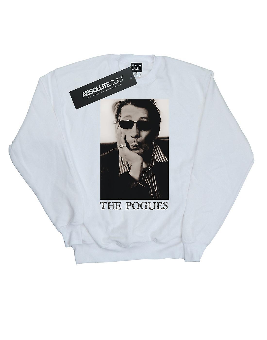 The Pogues Men's Shane Photo Sweatshirt