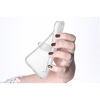 Custodia Cadorabo per Alcatel One Touch MINI Case Cover - Custodia per telefoni cellulari in silicone TPU flessibile - Custodia protettiva in silicone Ultra Slim Soft Back Cover Per paraurti