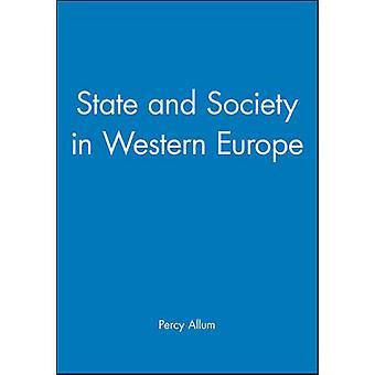 Staat en de maatschappij in West-Europa door Percy Allum - 9780745604107 Bo
