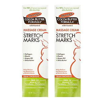 Palmer's Stretch Mark Cream Tube van 125g (2-Pack)