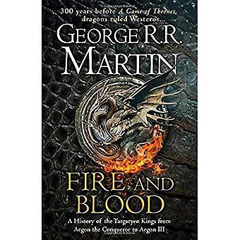 Ogień & krwi: 300 lat przed gra o tron Martin George RR