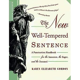 De nieuwe Wohltemperierte zin: Een interpunctie Handbook for the Innocent, de Eager, and the Doomed