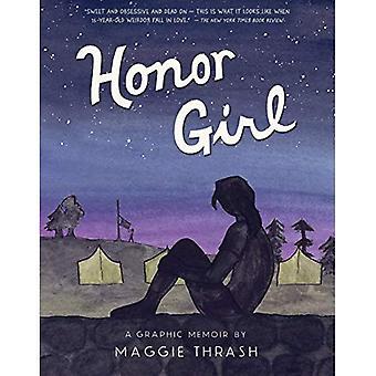 Ragazza di onore: Un libro di memorie grafico
