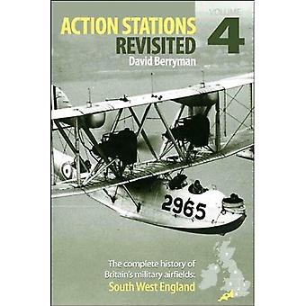South West England: No. 4: The Complete History of Britains Military Airfields