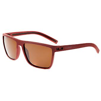 Simplify Dumont Polarized Sunglasses - Red/Black