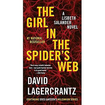 The Girl in the Spider's Web (Millennium)