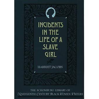 אירועים בחייו של נערה שפחה מאת הארייט ג'ייקובס