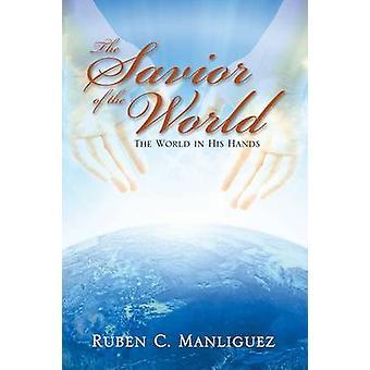 De Verlosser van de wereld de wereld in zijn handen door Manliguez & Ruben C.
