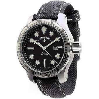 Zeno-Watch Herrenuhr Jumbo Automatic Limited Edition 1555-a1