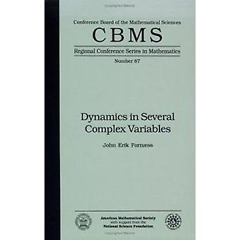 Dynamik i flera komplexa variabler av John Erik Fornaess-9780821