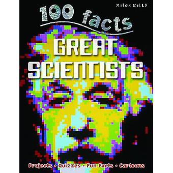 100 Facts Great Scientists by John Farndon - 9781848105331 Book