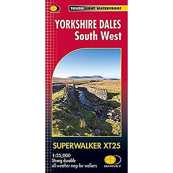 Yorkshire Dales South West XT25 - 9781851375622 Book