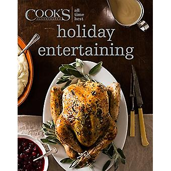 All-Time Best Holiday Entertaining by America's Test Kitchen - 978194