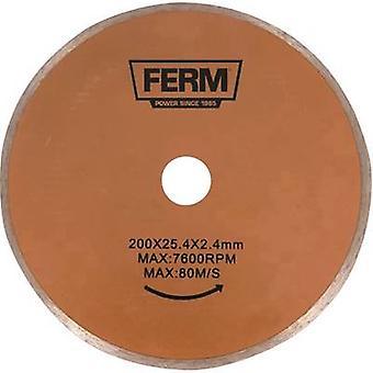Diamant zagen blade Ferm TCA1006 Diameter 200 mm 1 PC('s)