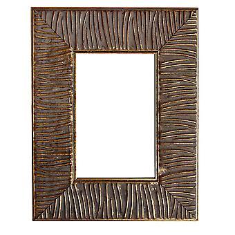 13x18 cm eller 5x7 tum, fotoram i guld