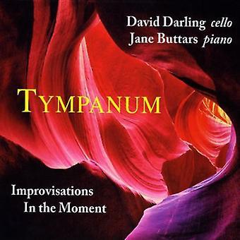 David Darling - Tympanum [CD] USA import