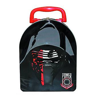 Star Wars Ep VII Kylo Ren Arch Shape Carry All Tin
