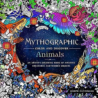 Mythographische Farbe und Entdecken