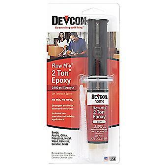 DEVCON Flow Mix 2 Ton Epoxy 2500 psi Strength 14ml