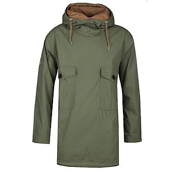 Mooie groene Blackley groene overhead jas