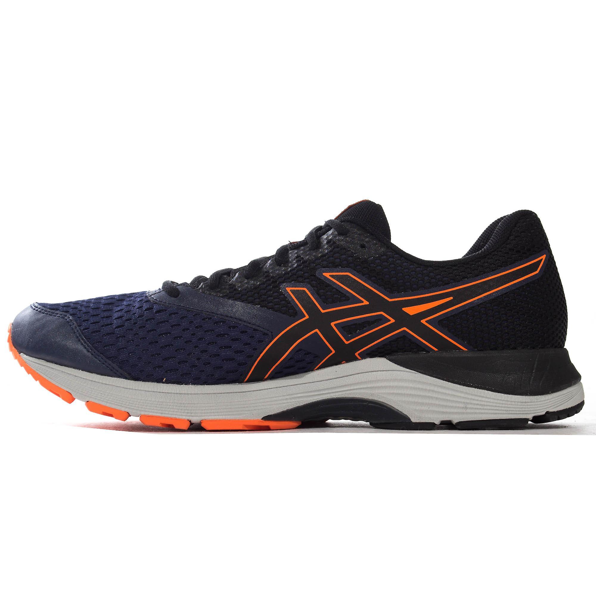 Asics Gel-Pulse 10 G-TX Mens Running Exercise Fitness Trainer Shoe Navy Blue