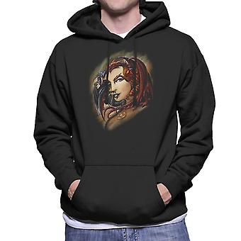 Alchemy Morgan Theomachia Men's Hooded Sweatshirt