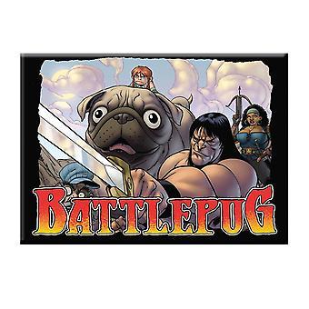 BattlePug Group Magnet