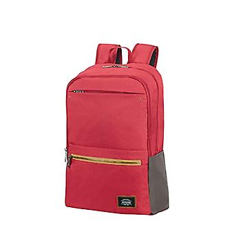 American Tourister Urban Groove Lifestyle Laptop Backpack 2 Backpack 15.6' (46.5cm-24L) - Red (Red)