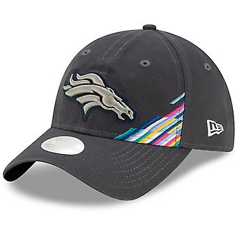 New Era 9Forty Women's Cap - CRUCIAL CATCH Denver Broncos