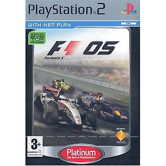 Formula One 05 (PS2) - New Factory Sealed