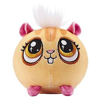 Coco Scoops Plush - Choo Choo The Hamster