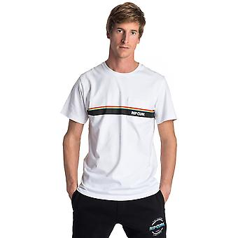Rip Curl Mama skyline kortærmet T-shirt i optisk hvid