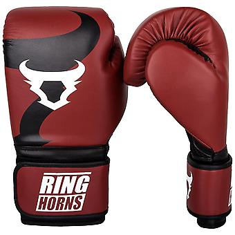 Ringhorns Charger Boxing Gloves Red
