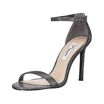 Nina Womens Dayzee Open Toe Special Occasion Ankle Strap Sandals