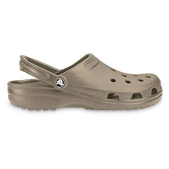 Crocs Classic Shoe Khaki, Original Crocs Slip On Shoe Crocs Classic Shoe