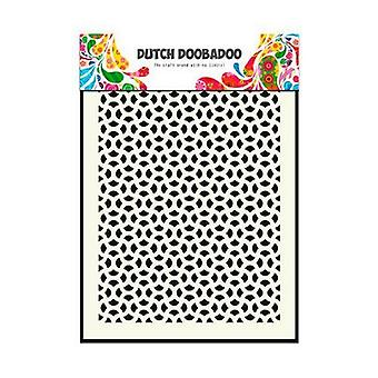 Dutch Doobadoo Abstract A5 Stencil Mask 470.715.021