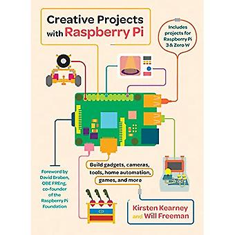 Proyectos creativos con frambuesa Pi